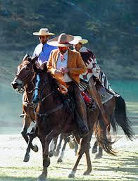 horseback riding mexico