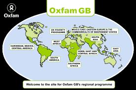oxfam map