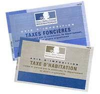 Finances iimpots taxes diverses