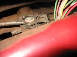 mustang brake light switch