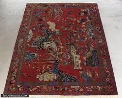 art nouveau rugs