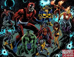marvel zombies poster