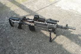high power rifles