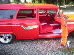 57 ford wagon