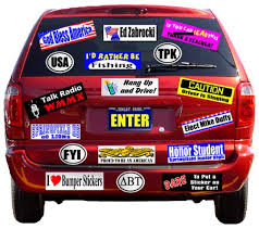 car stickers pictures