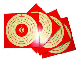 gun shooting targets