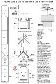 how to build birdhouses