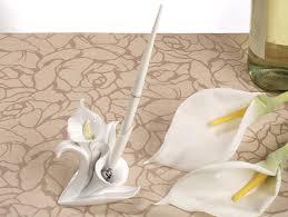 ivory calla lily