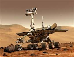mars land rovers