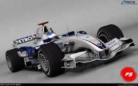 bmw f1 racing