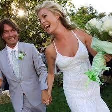 celebrity wedding flowers