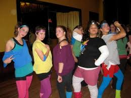 pictures of 80s outfits