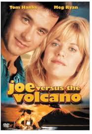 joe versus the volcano dvd