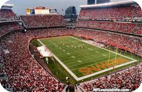 nfl football stadiums