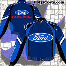 ford motorsport jacket