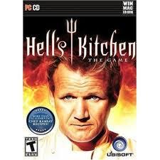 hells kitchen computer game