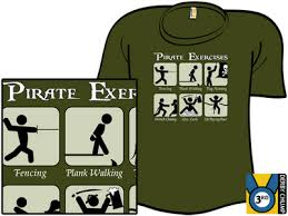exercise t shirts
