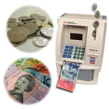 kids money bank