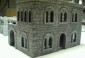 foam building