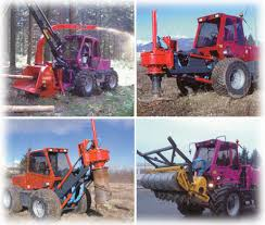 forest tractors