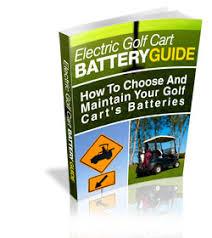 battery golf