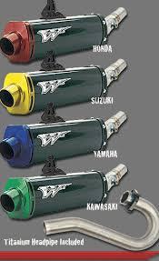 atv pipes