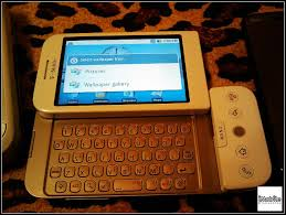 htc dream google