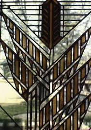 frank loyd wright stained glass