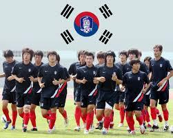 korea soccer team