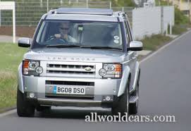 new land rover discovery 3