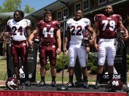 mississippi state football uniforms
