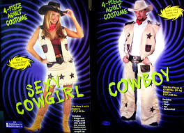 cowboy and cowgirl outfits