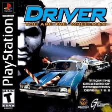 driver the game