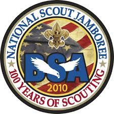 2010 jamboree patch