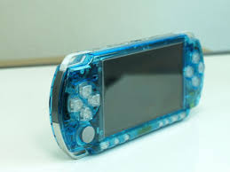clear psp shell