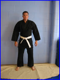 black karate