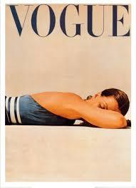 model in magazines