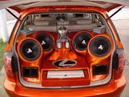 audio car system