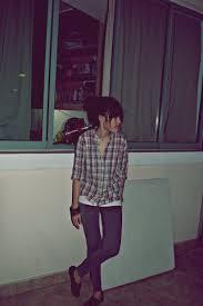 gingham blouses