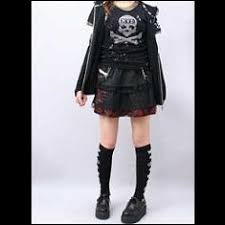 cute punk dresses