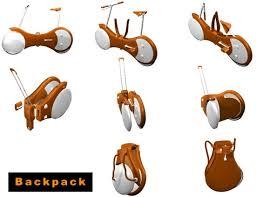 bike back pack