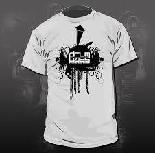 drum and bass shirt