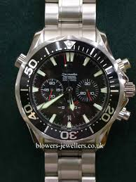 omega chronographs