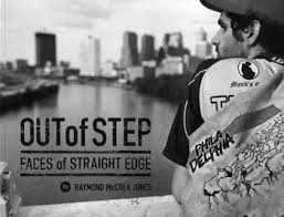 out of step faces of straight edge