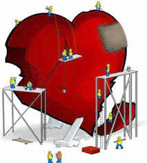 corazon destrozado
