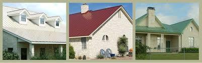 seam metal roofing
