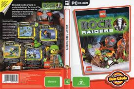 rock raiders lego