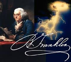 ben franklin lightning