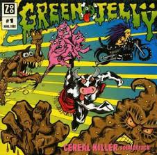 green jelly cereal killer