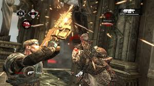 gear of war 2 game